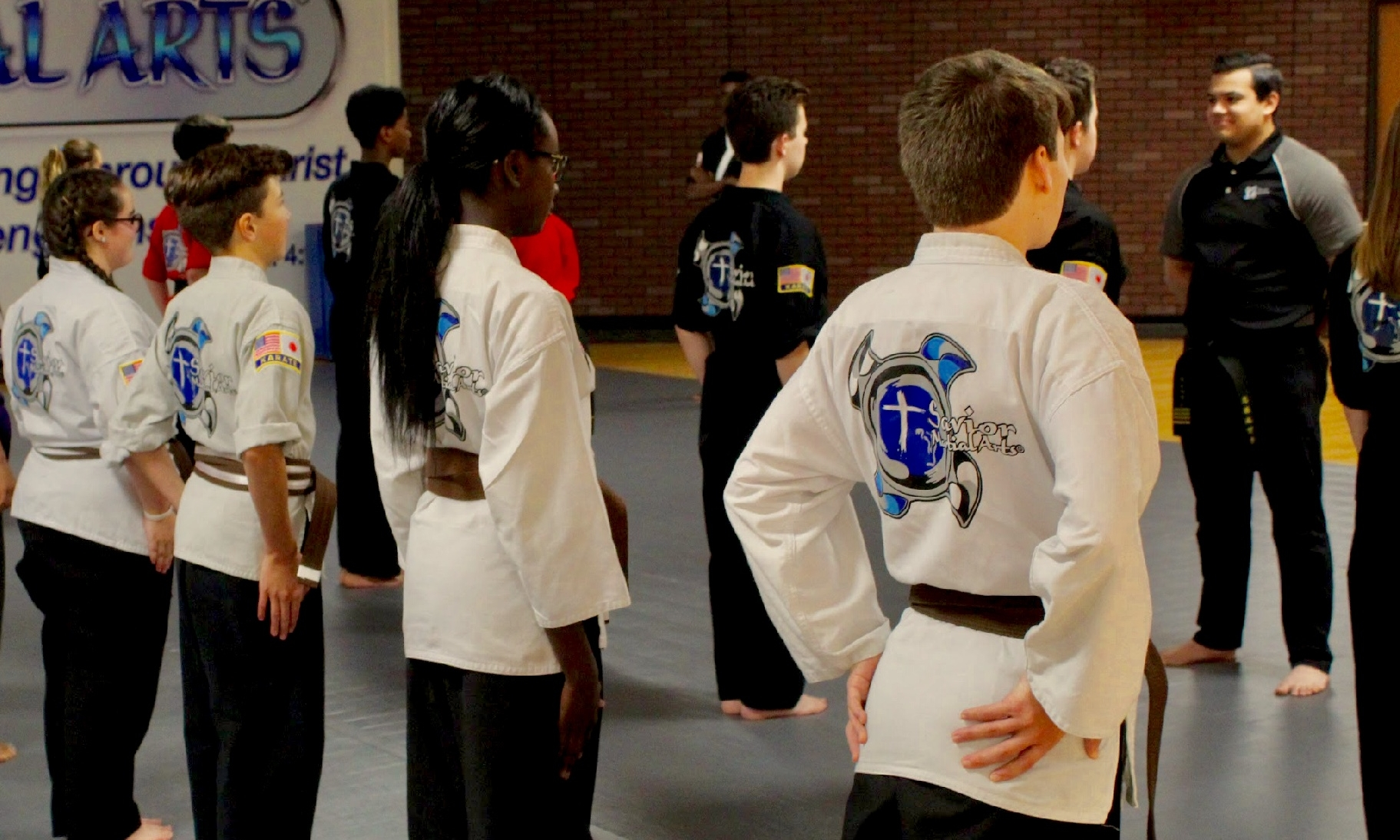 Martial Arts Builds Confidence -