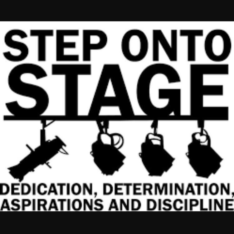 Step Onto Stage