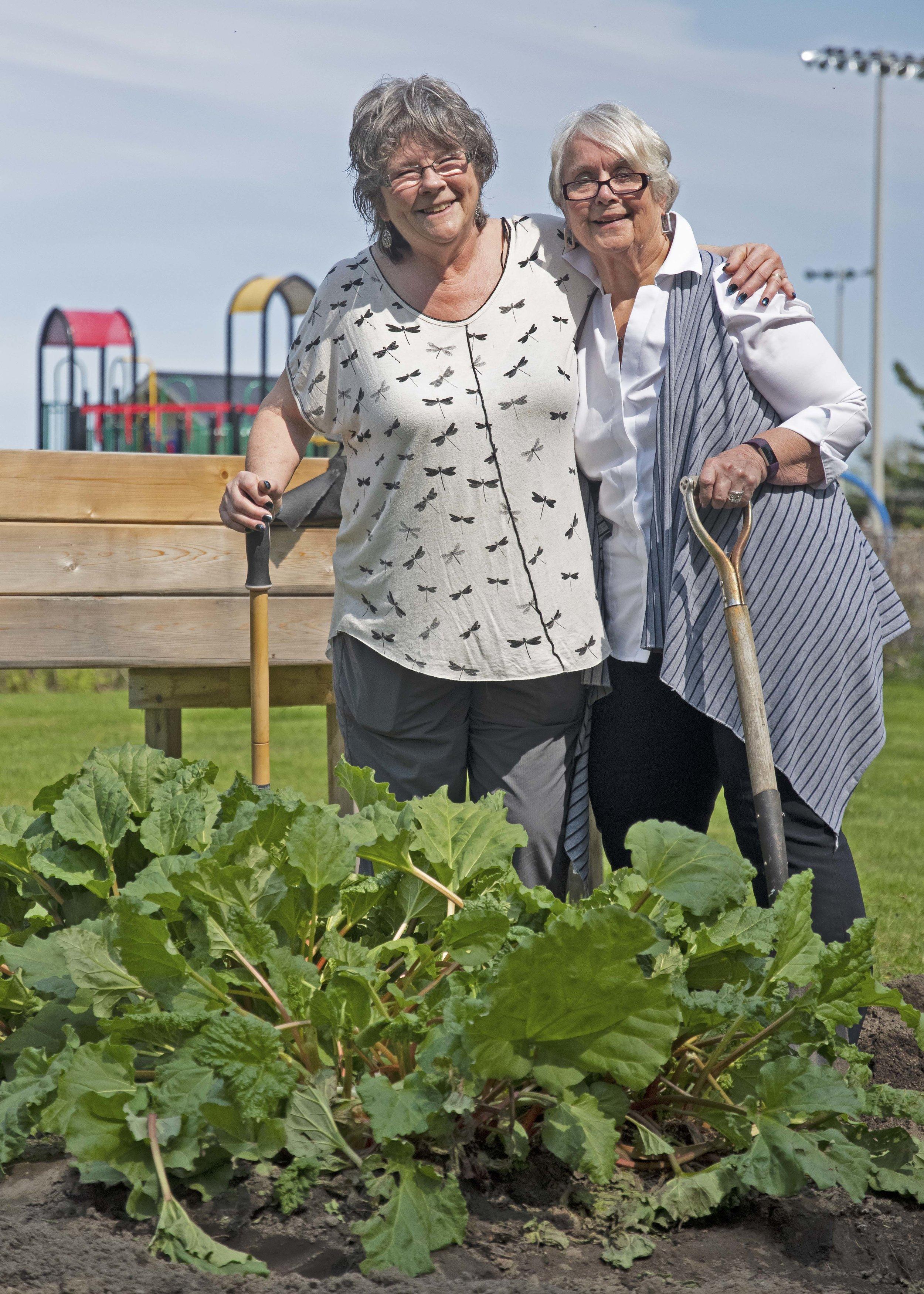 Community Garden Ready for Planting! -