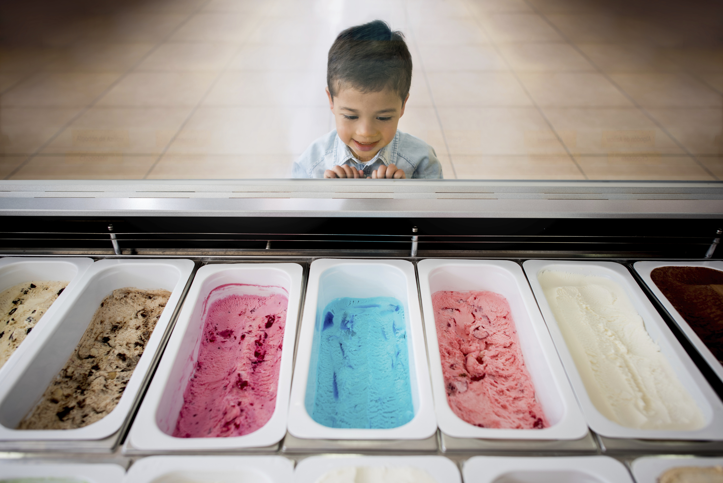Like a kid in an ice cream shop, we often do not know what we want until we browse