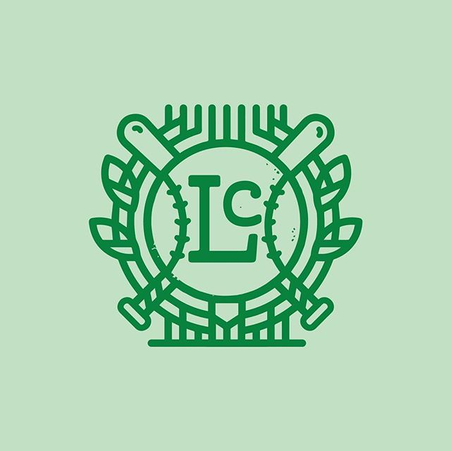 Knee-high by the seventh of July or something like that. Here's the L. Cornwell Softball badge I did a few innings back. Part field of dreams, part dribbble post, all American pastime.  #softball #badge #logo #badgehunting #baseball #corn #sportslogo