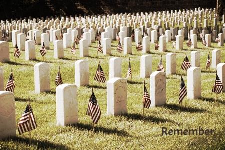 Memorial Day at Alexandria, VA