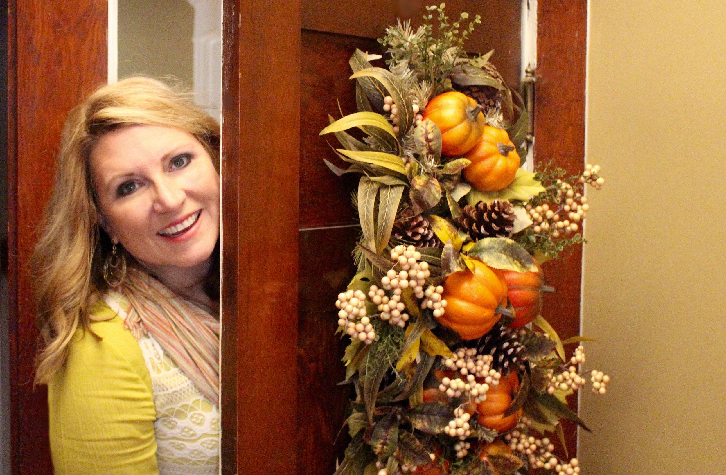 Love the Balsam Hill Autumn Abundance collection!