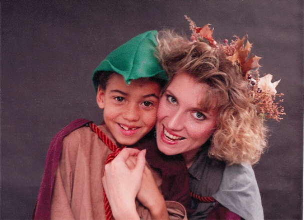 Sonny and I - or Robin Hood and Maid Marion…