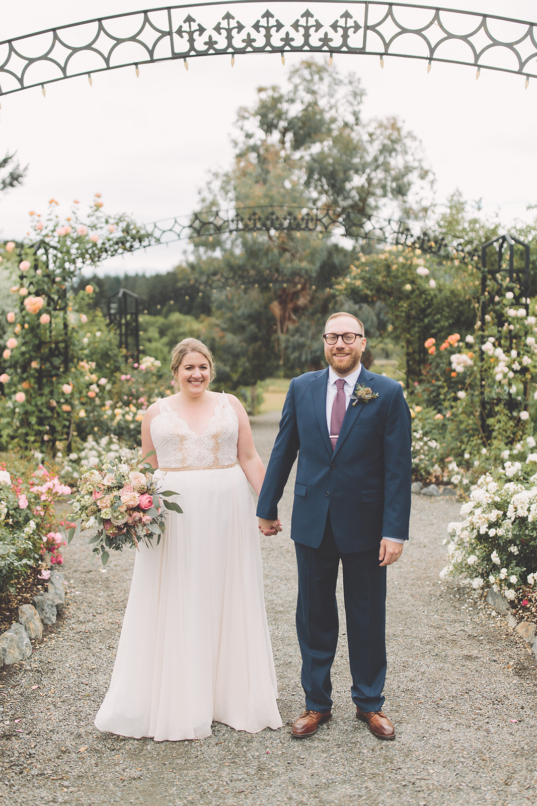 Katie & Nick - Gardens at HCP & Fireside Grill