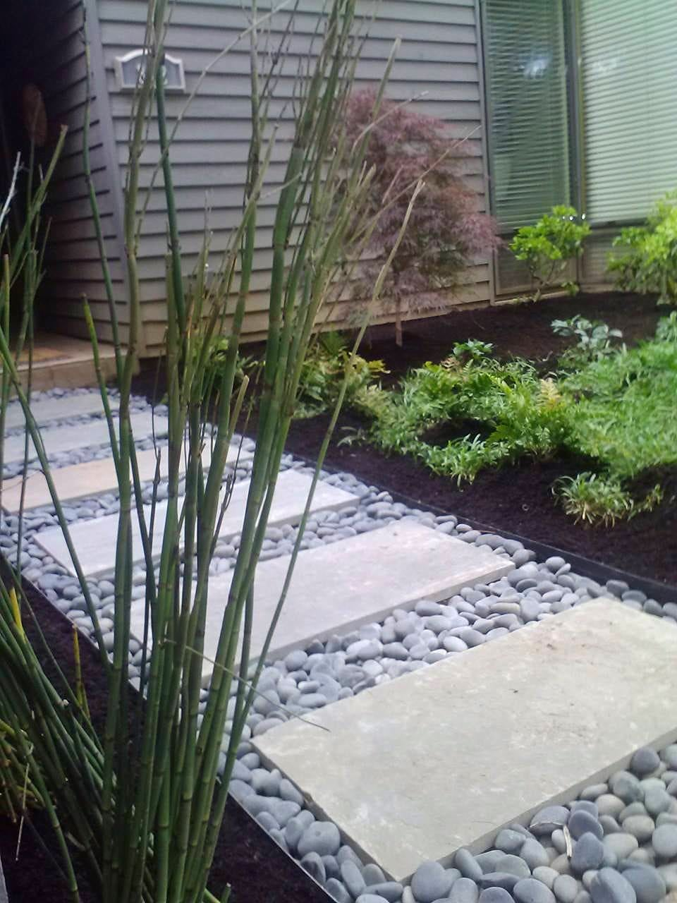 vowell - horse tail and concrete pavers.jpg