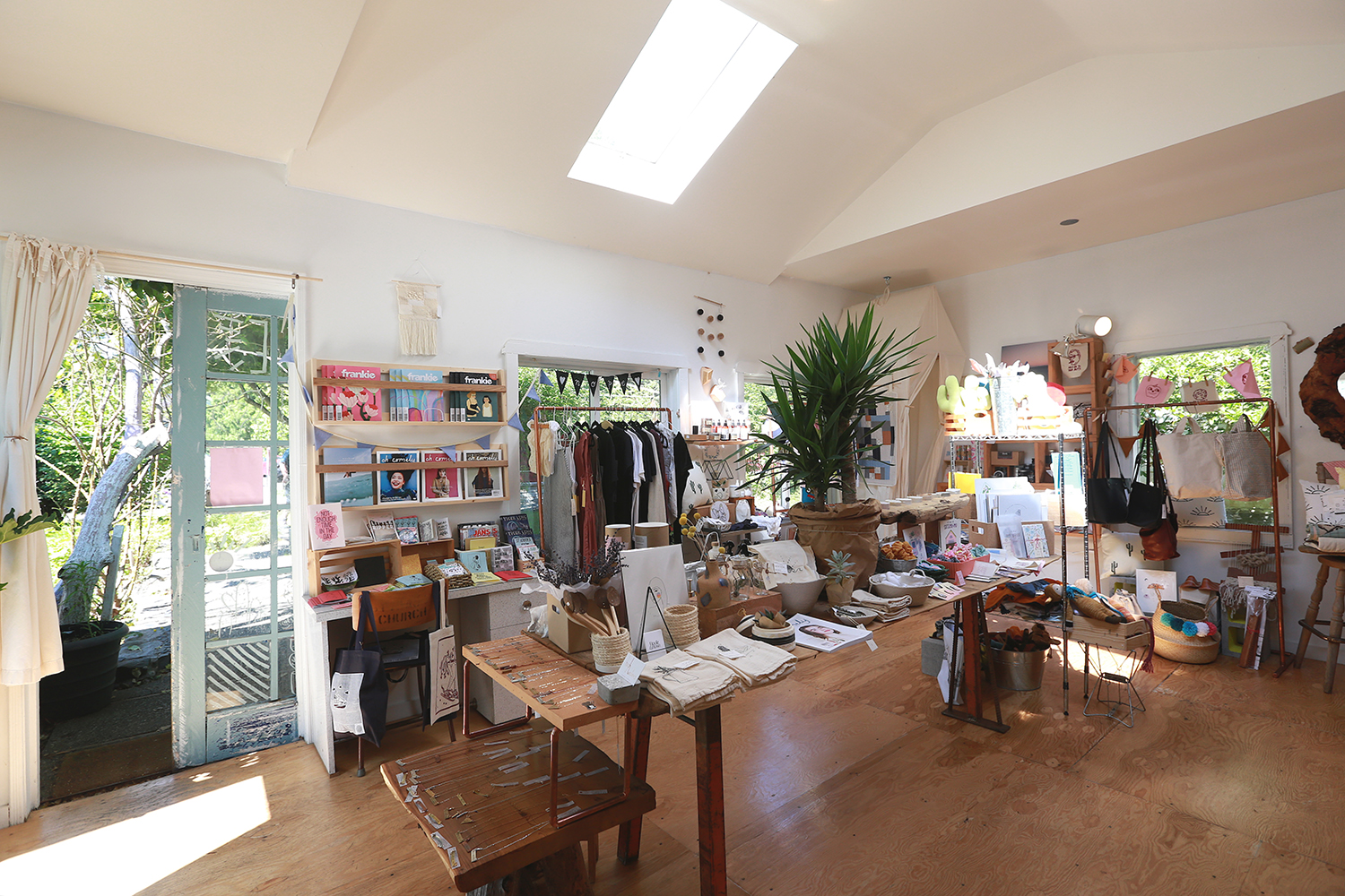 Find Issue 2: The Morning at Merge on Vancouver Island:   305B Campbell Street, Tofino, BC.