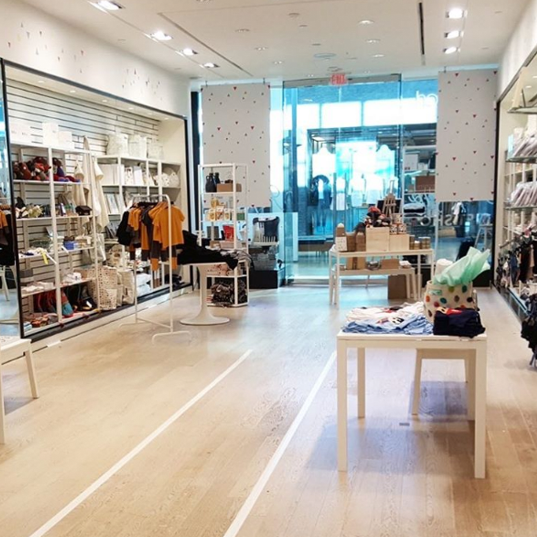 BRIKA : 642 Queen St. West +768 Queen St. East + Yorkdale Mall, 3401 Dufferin St., Toronto  At BRIKA, we connect highly talented artisans with creative and conscientious consumers through the best in modern craft.