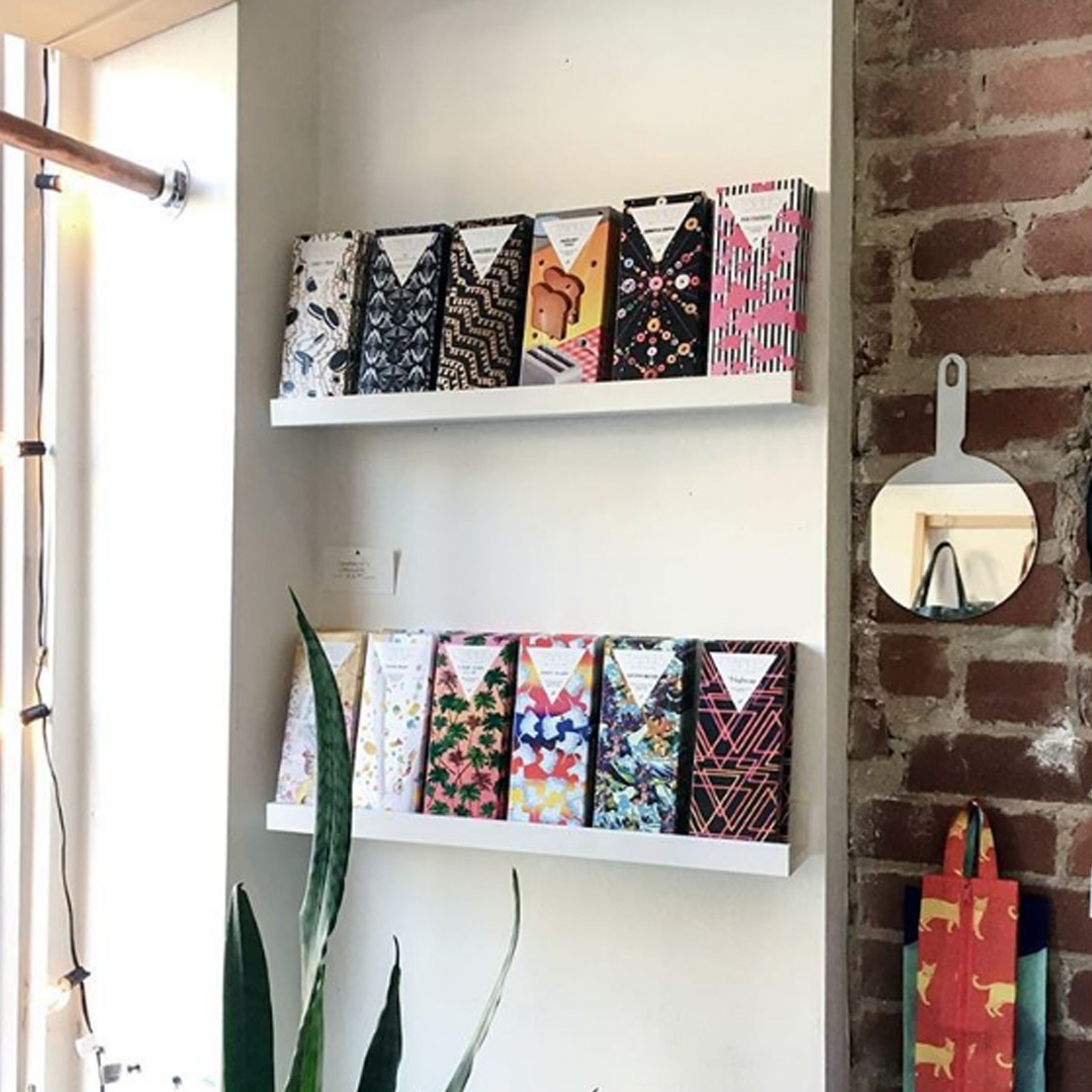 EASY TIGER GOODS : 1447 Dundas St. West, Toronto   Easy Tiger Goods is a lifestyle concept store specializing in carefully designed and well-made products including home décor items, paper goods, leather goods, womenswear, unisex accessories, jewelry and gifts.