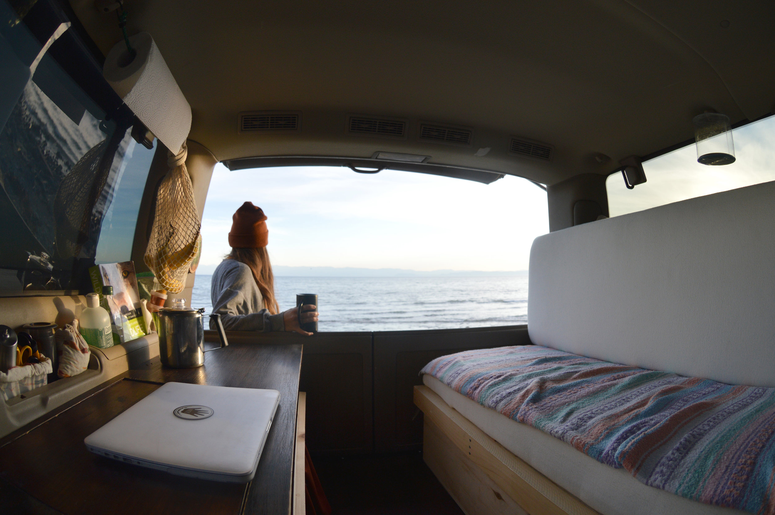 Mornings on the coast, Vancouver Island, shot by    Alvaro Masegosa