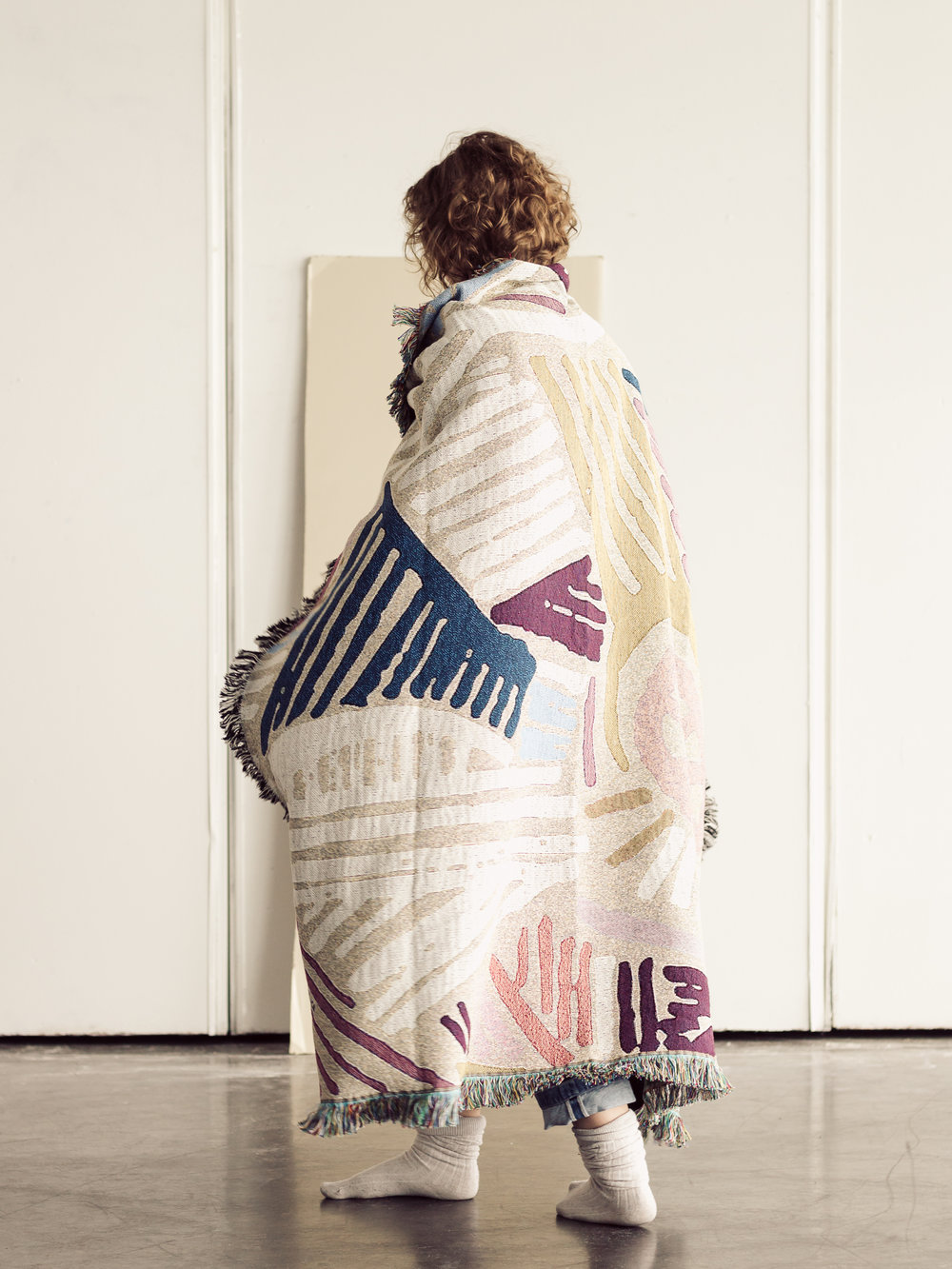 Picnic Blanket by Calica Studio