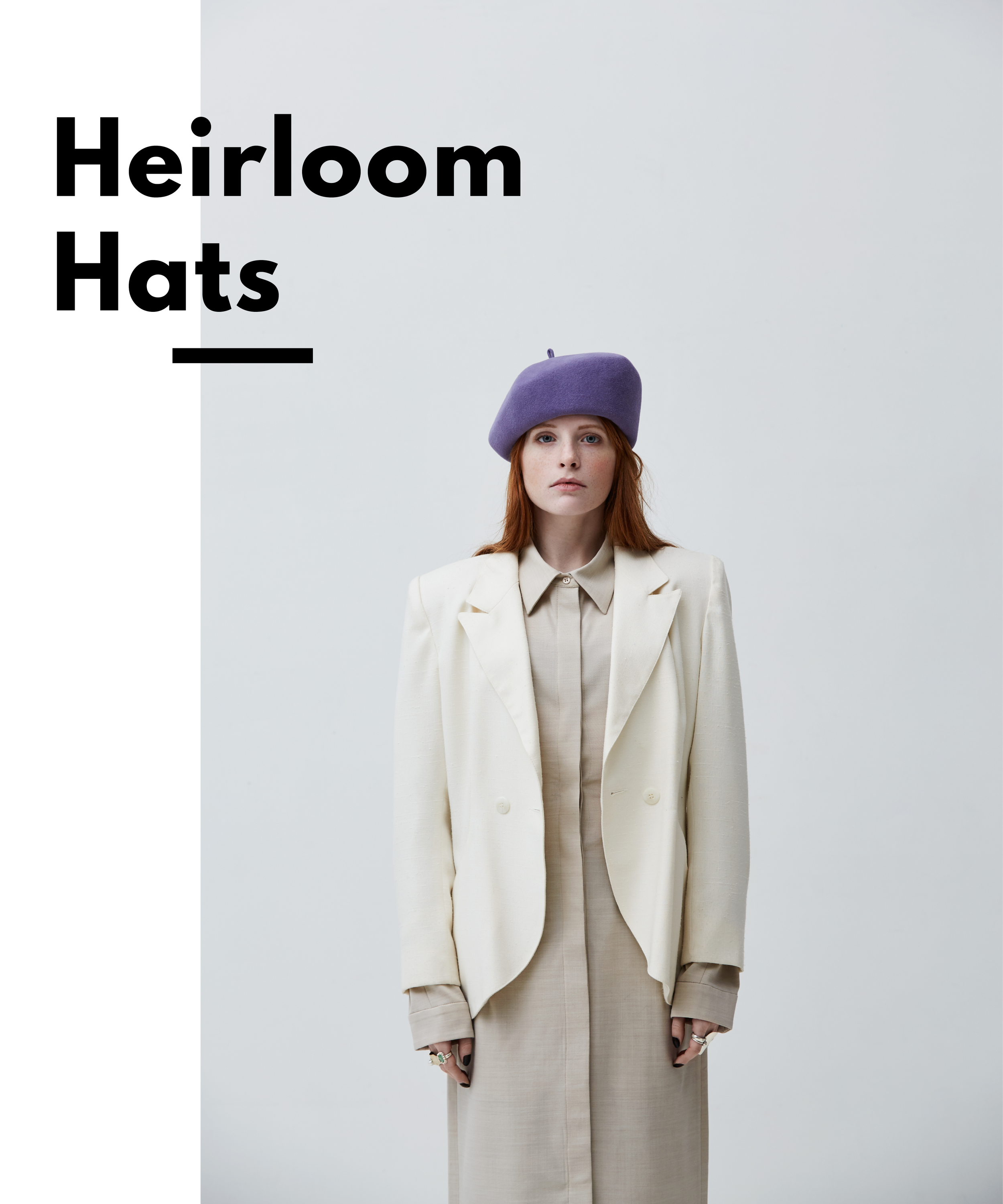 Shop Heirloom Hats at the One of a Kind Show, March 27 - 31