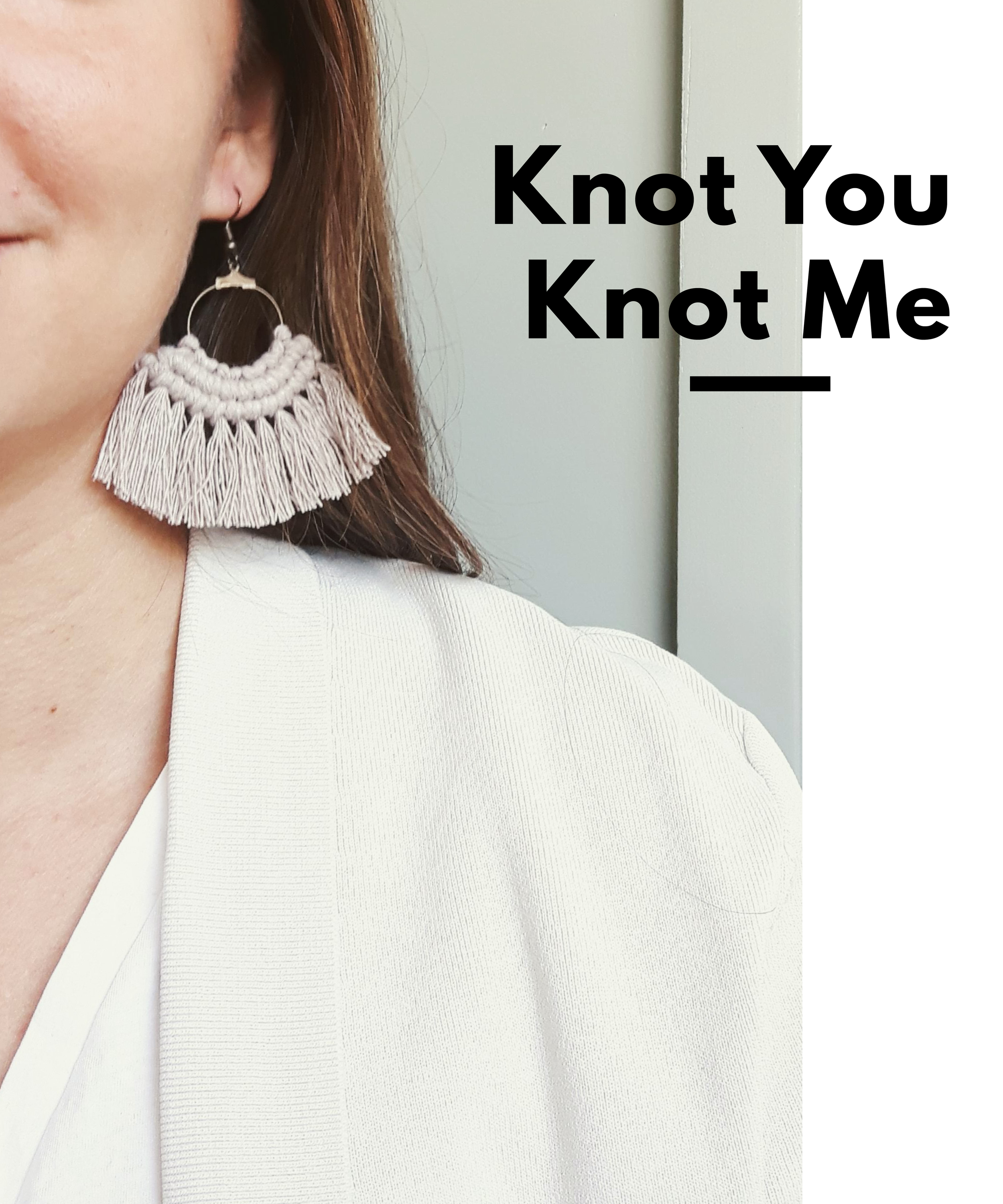 Shop Knot You Knot Me at the One of a Kind Show, March 27 - 31