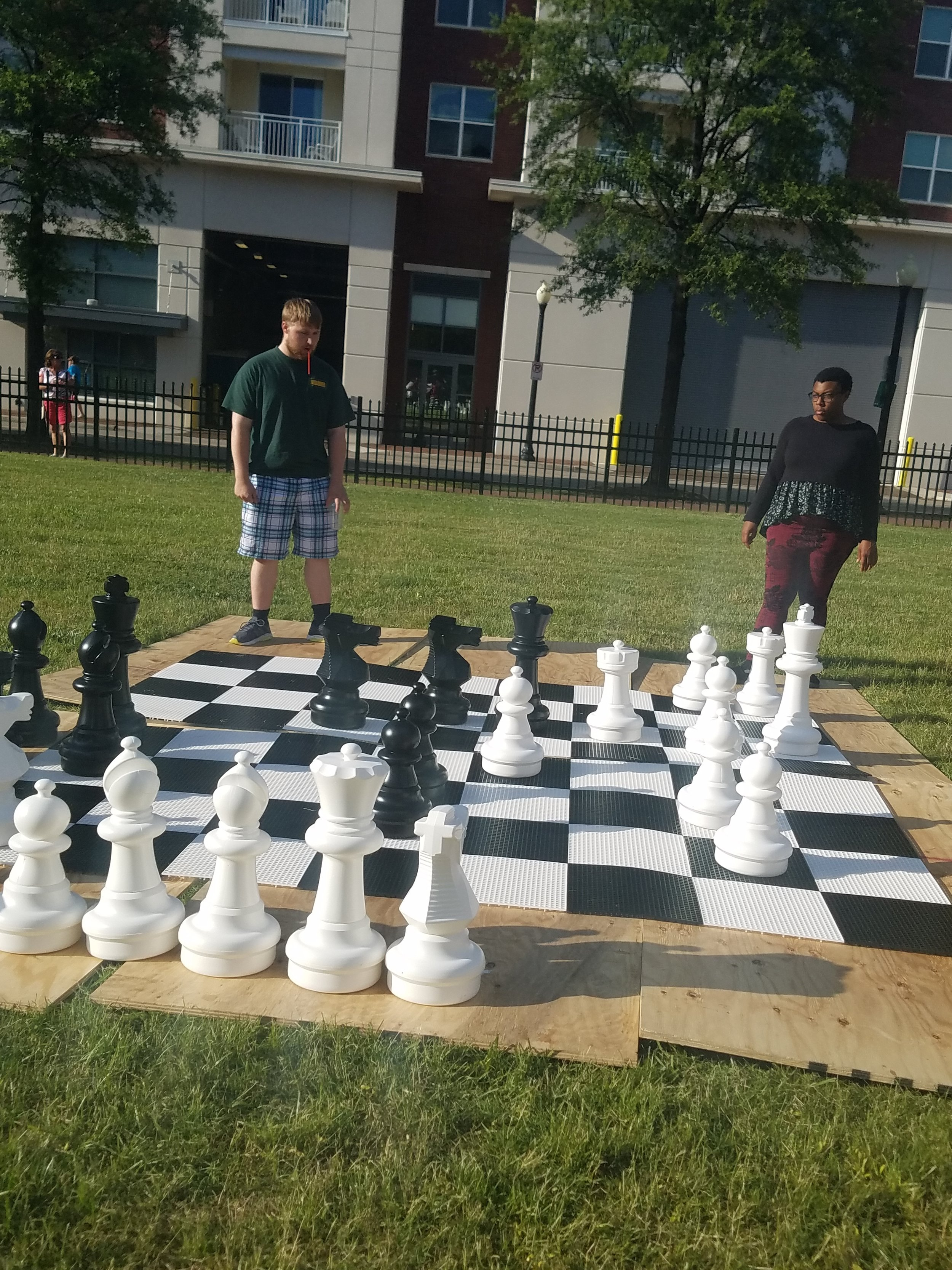 ETS 757 Food Truck Rodeo Chess