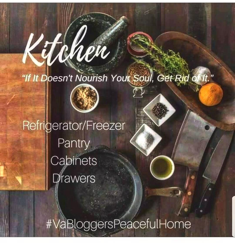 Kitchen Pantry Clean out/Organization