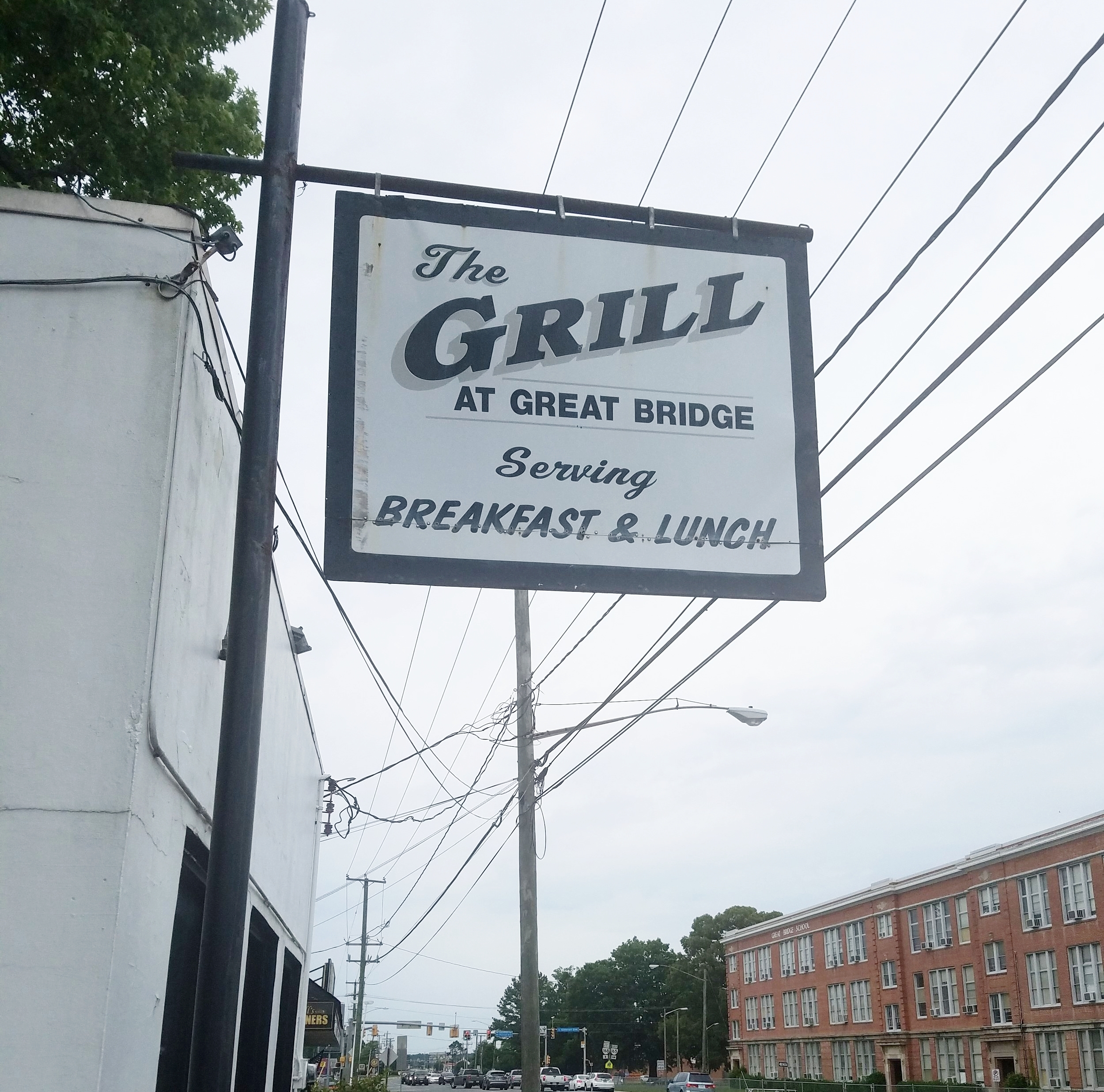 The Grill at Great Bridge Philly Cheesesteak