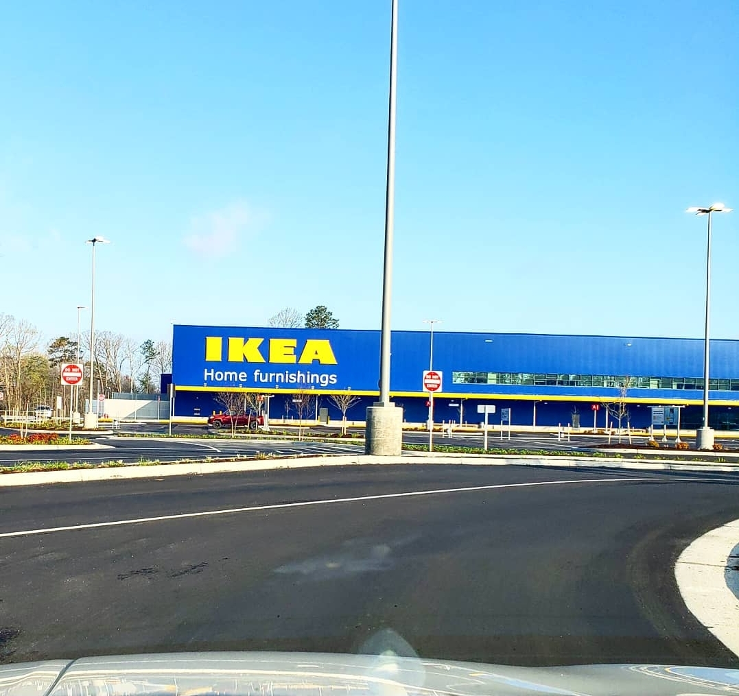 IKEA'S 50th U S  store is open in Norfolk, VA (and they have