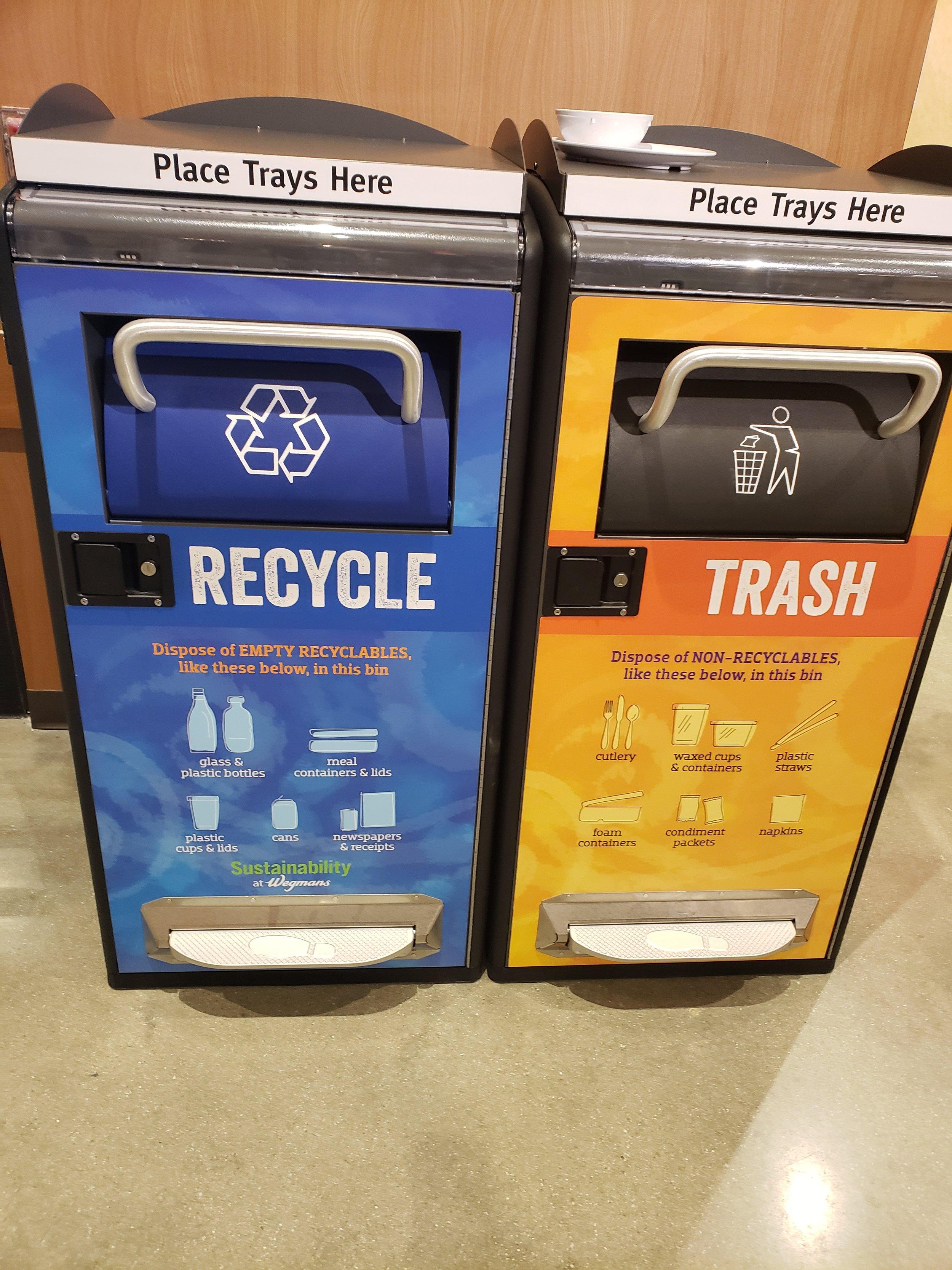Wegmans Virginia Beach Recycling