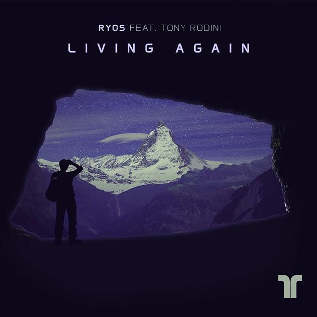"NEW MUSIC! ""Living Again"" with @tonyrodini OUT THIS FRIDAY!! (Spotify pre-save link in bio)"