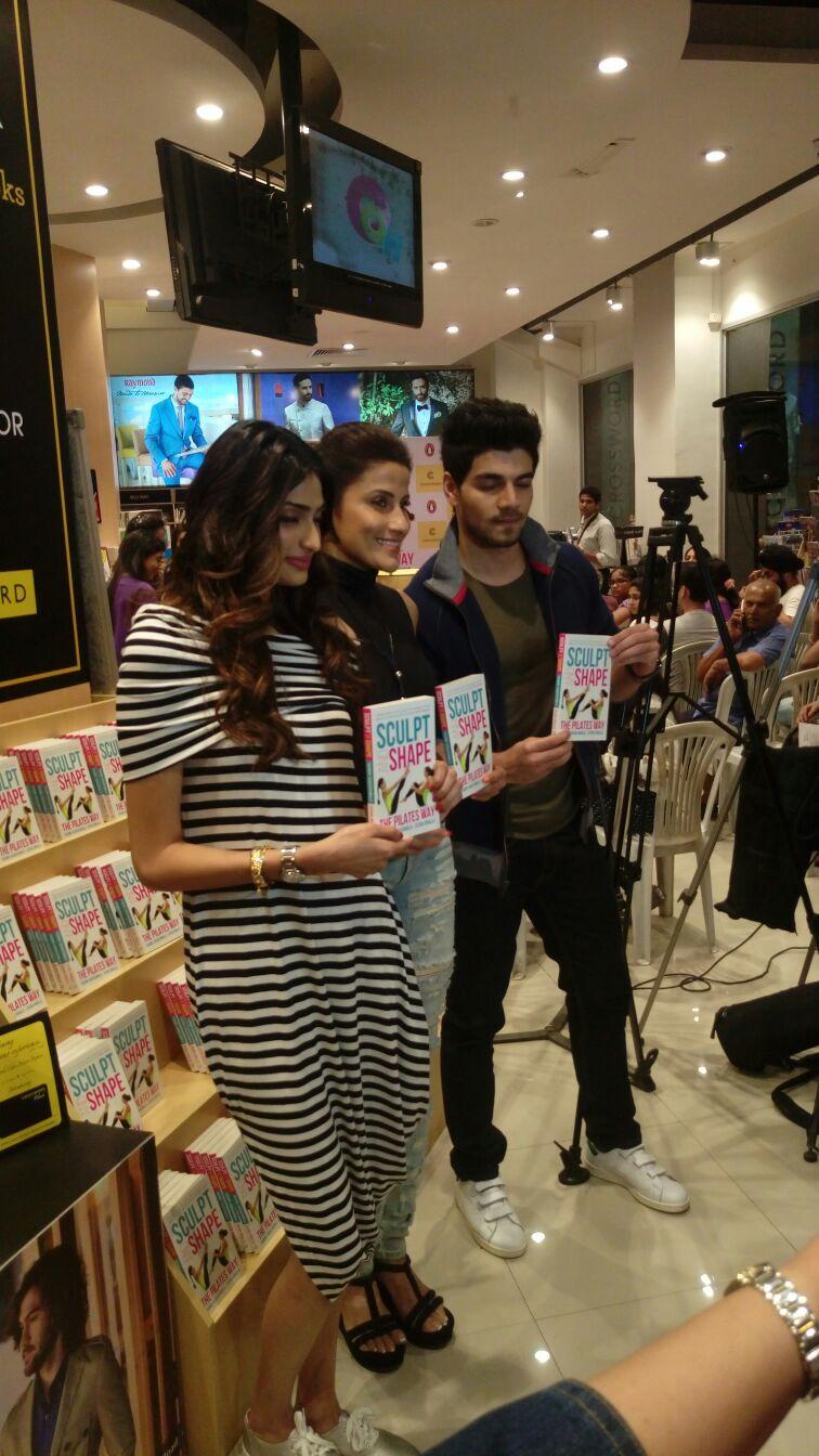 Athiya Shetty & Sooraj Pancholu