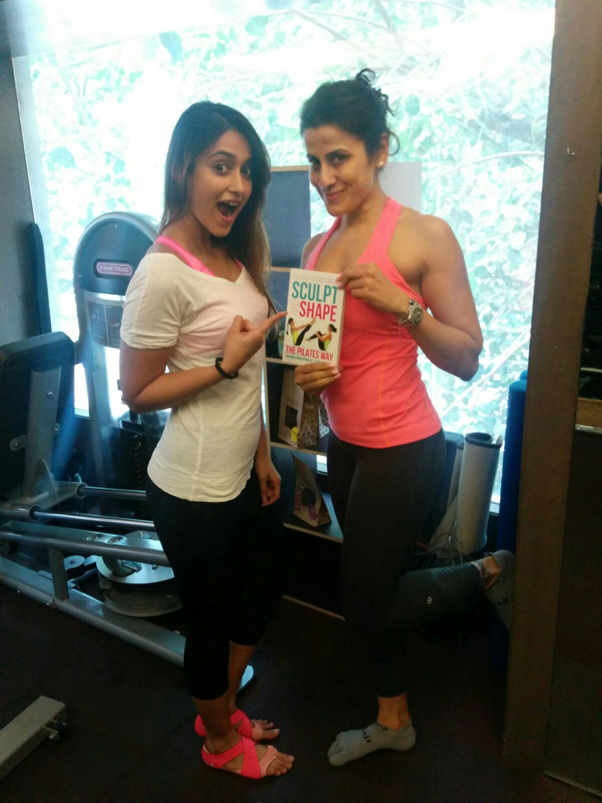 """Ileana D'Cruz     """"When Yasmin introduced me to Pilates I was intrigued, curious. It looked interesting, very different to the other kinds of workouts I had tried before. Let me just say, I Love going to the gym now! Pilates has helped strengthen my core immensely, it also helped better my posture. I felt healthier, more energized and my body has never looked better than it does now. I saw results in just a month! All I do now is Pilates.     There's days when my body just feels sore and tired and doing a session of Pilates just stretches my body out and makes me feel great and rejuvenated. """""""