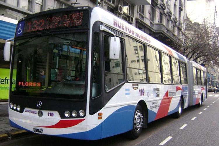Carteles para buses - Serie 7