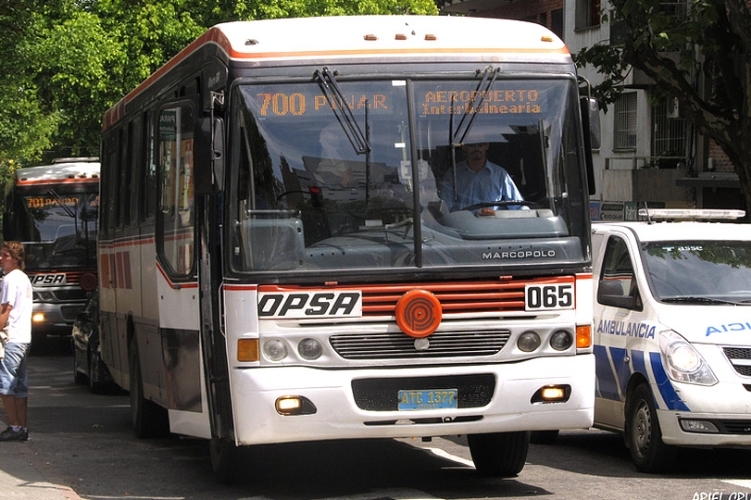 Carteles para buses - Serie 15