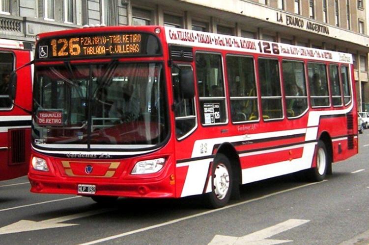 Carteles para buses - Serie 16