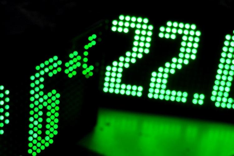 Relojes LED