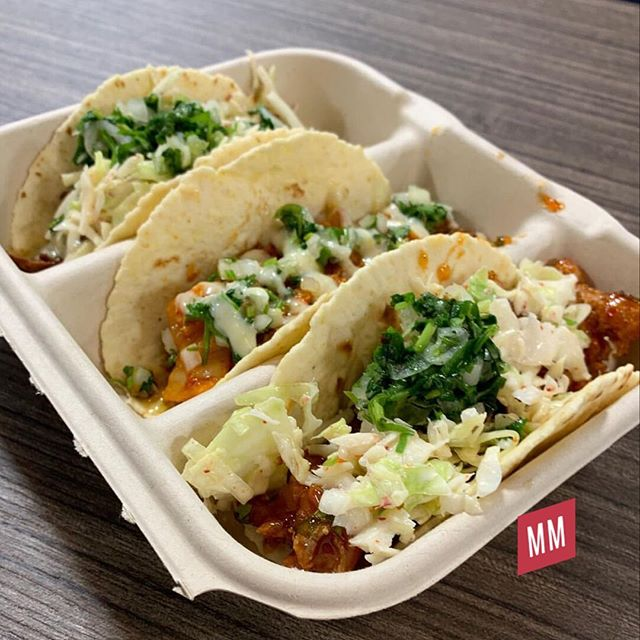 🌮 If you haven't tasted the #tacos from @chefdly's hotspot @takori.avenida or @takori.beltline, you'd better get down here quick. This taqueria has got the #asianfusion cuisine down pat. . . . #asiantacos #moonlightmkt #nightmarket #streetfood #yyc #yycliving #yycnow #yycfood #yyceats #yycevents #yyclife #yycfoodie #yycfoodies #yycbuzz #yyclocal #yyclove #shareyyc #exploreyyc #calgary #calgarylife #calgarybuzz #calgaryliving #calgaryism #calgaryevents #calgaryfood #calgarynow #explorecalgary #calgaryeats