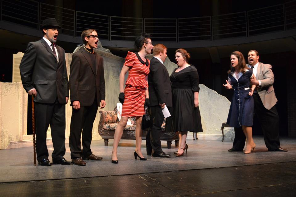 Le nozze di Figaro  Photo credit: Christine Justice
