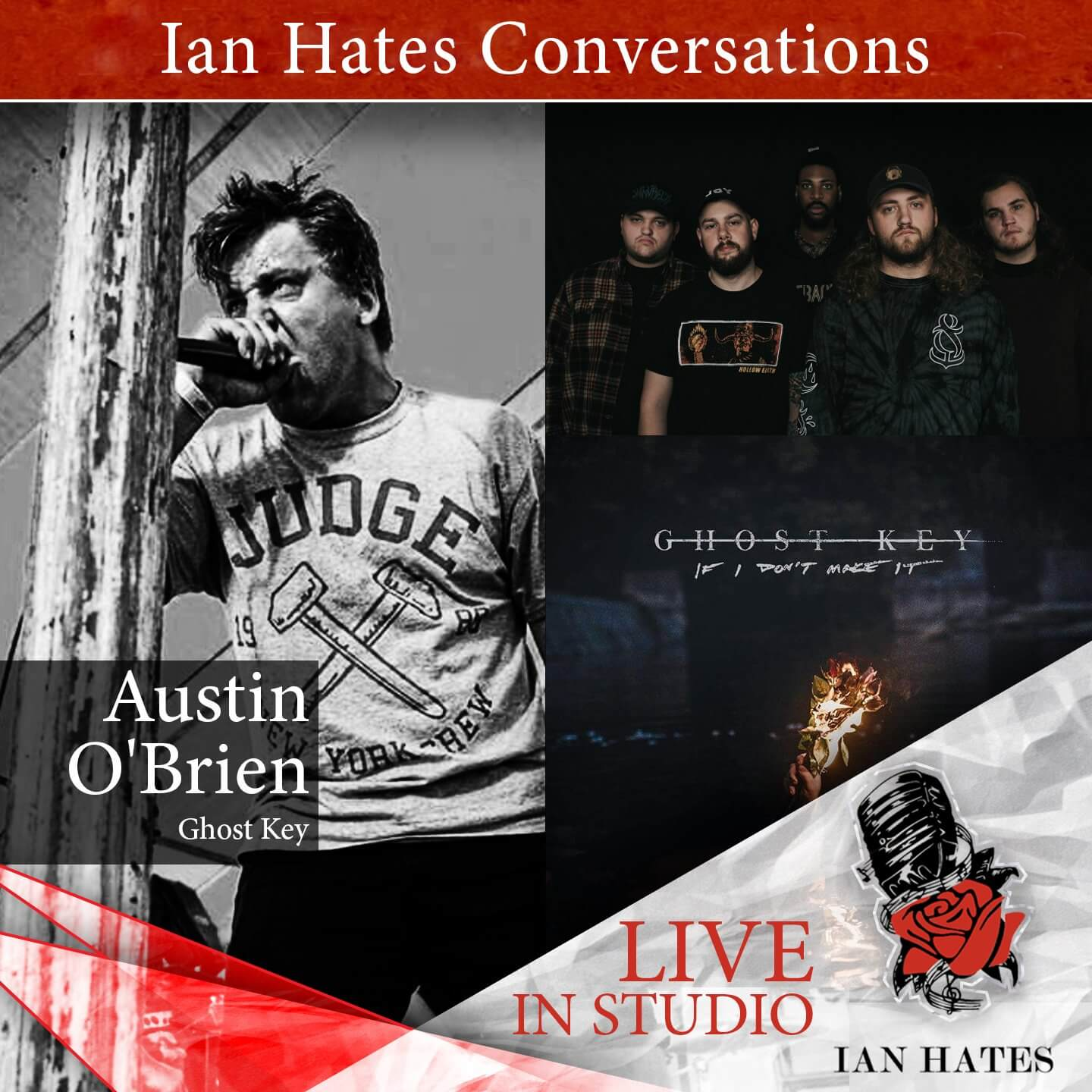 Ghost Key - Austin O'Brien - Ian Hates Music #135