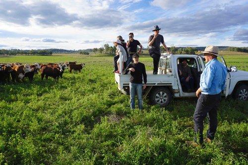 KSCA's An Artist, a Farmer and a Scientist Walk into a Bar artists