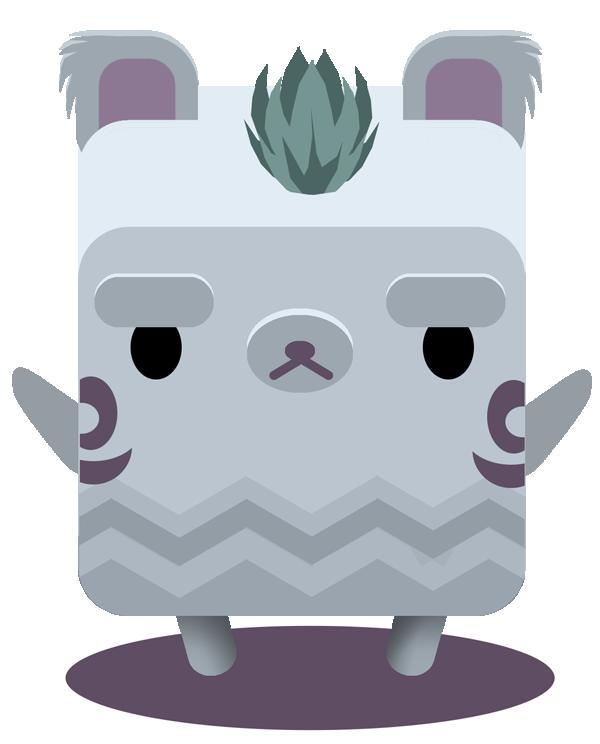 Alpha Bear, Spry Fox