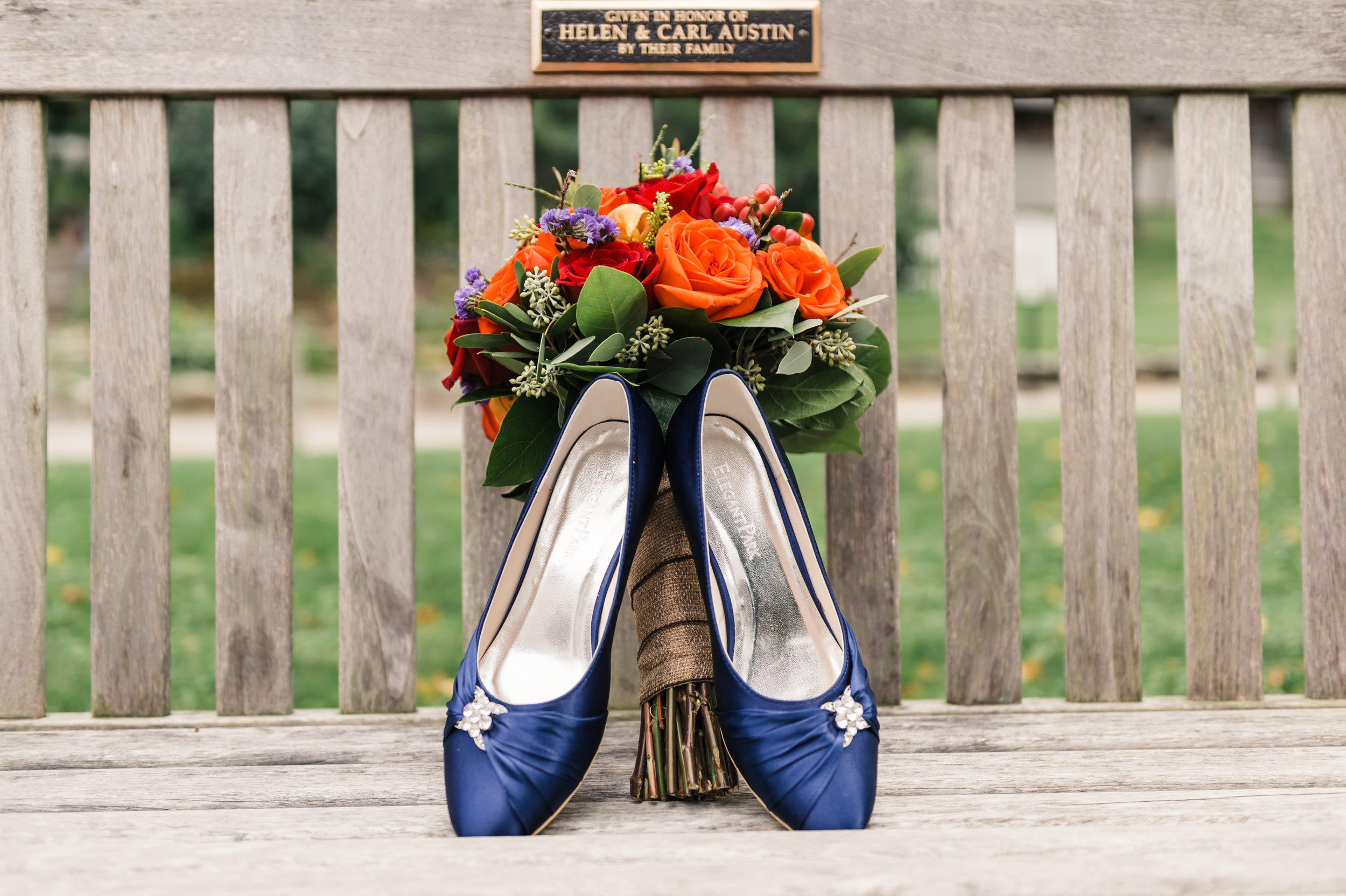 Bridal Bouquet & Shoes.jpg