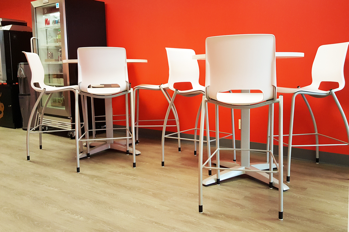 HON Tables & Motivate Seating