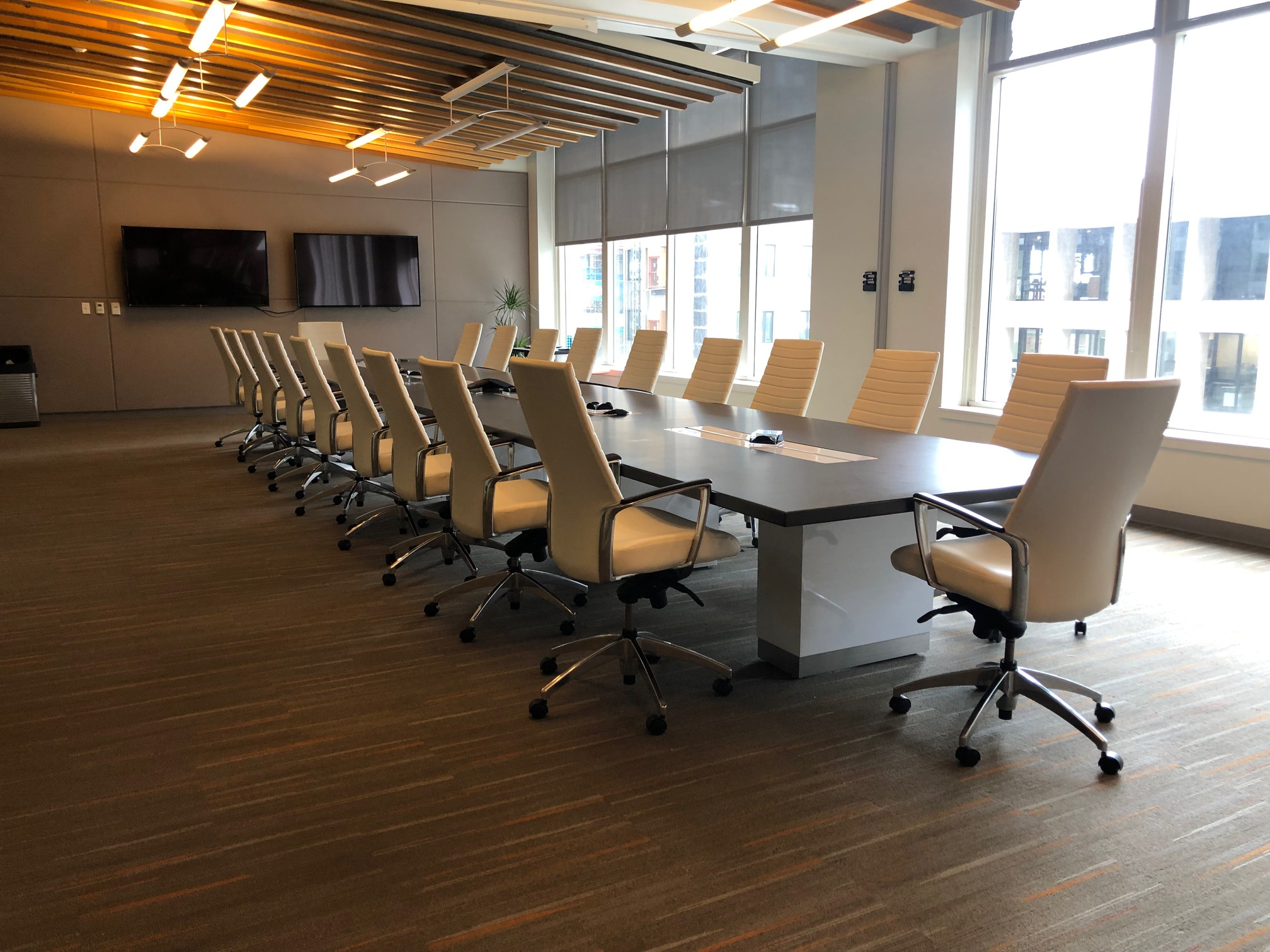 Coriander Custom Conference & Global Accord Seating