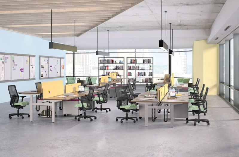 workstations - Happy People, Happy Workplace