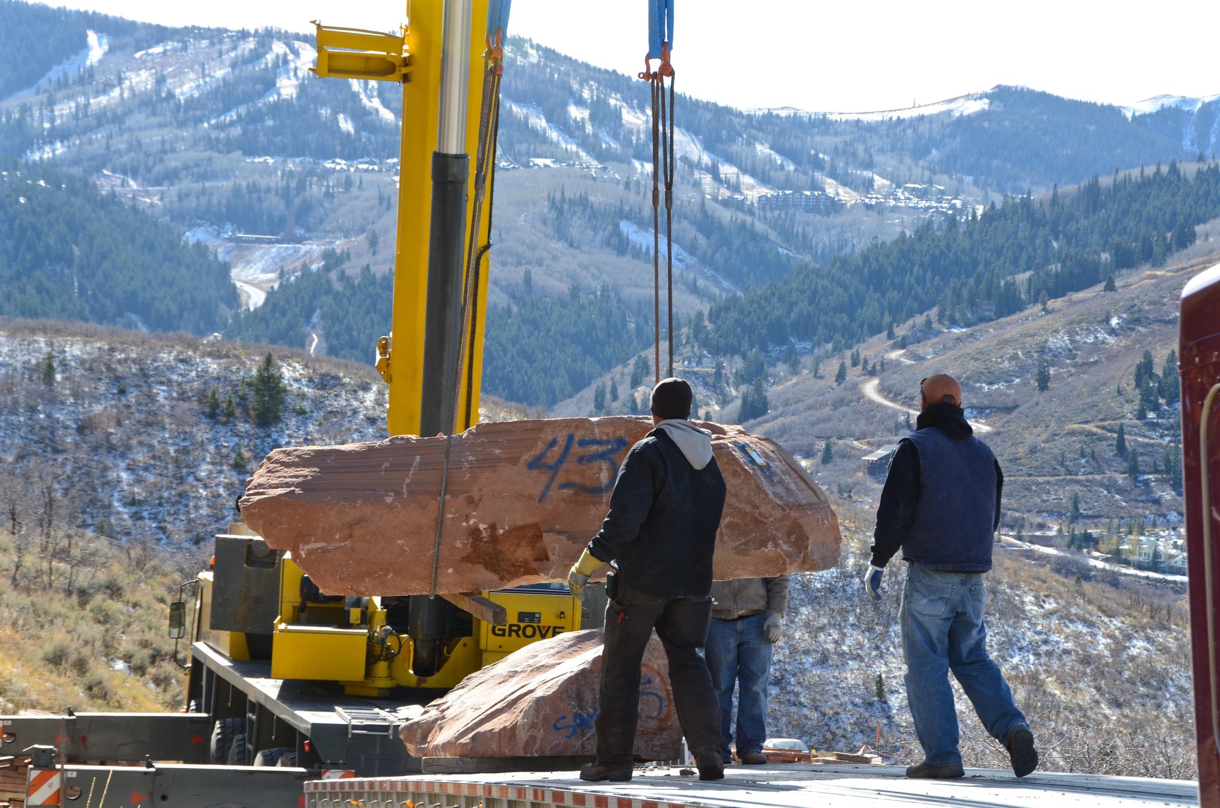 Utah landscape contractors and swimming pool builders.