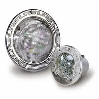 LED lights for swimming pools and spas.