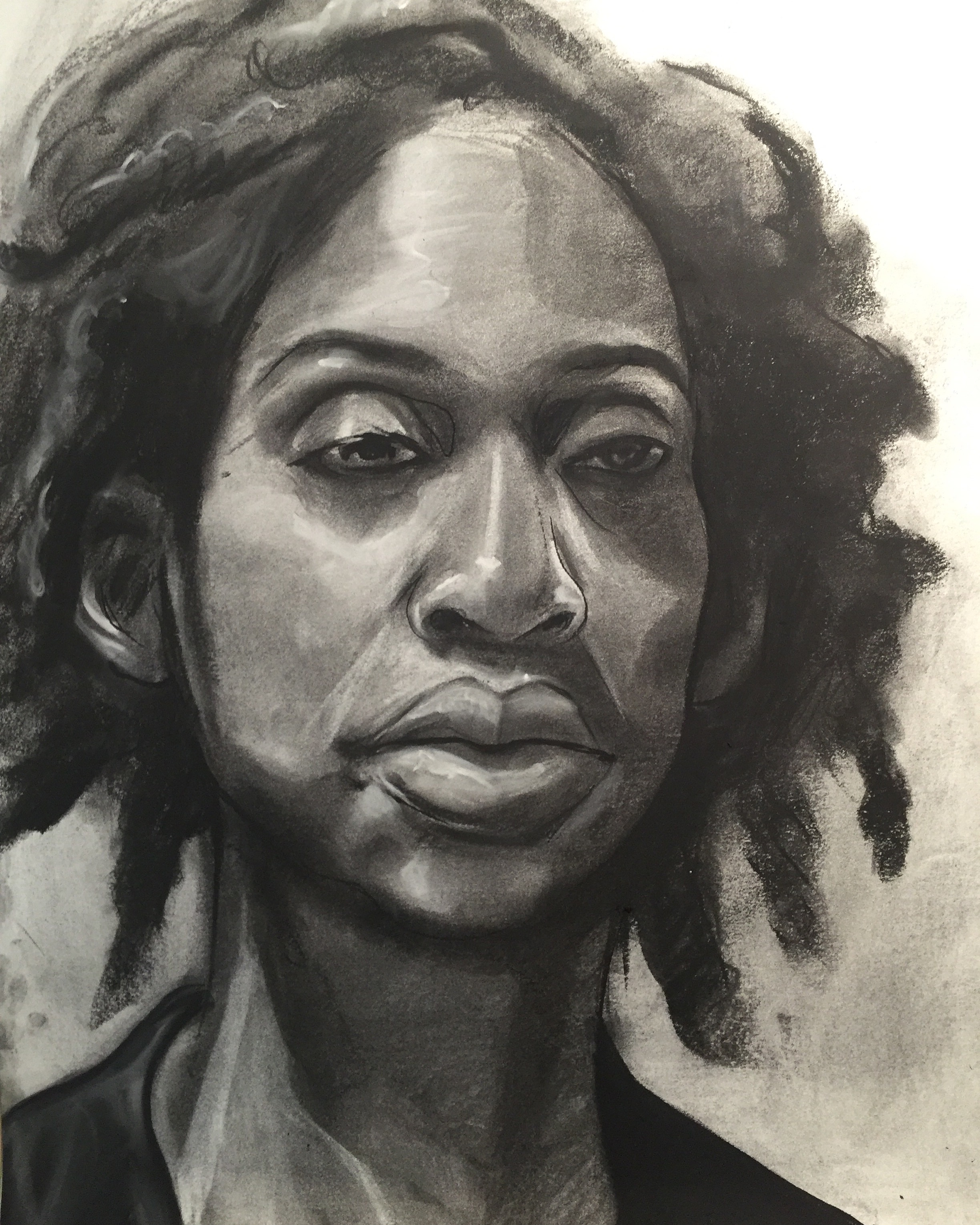 Life Drawing Portrait