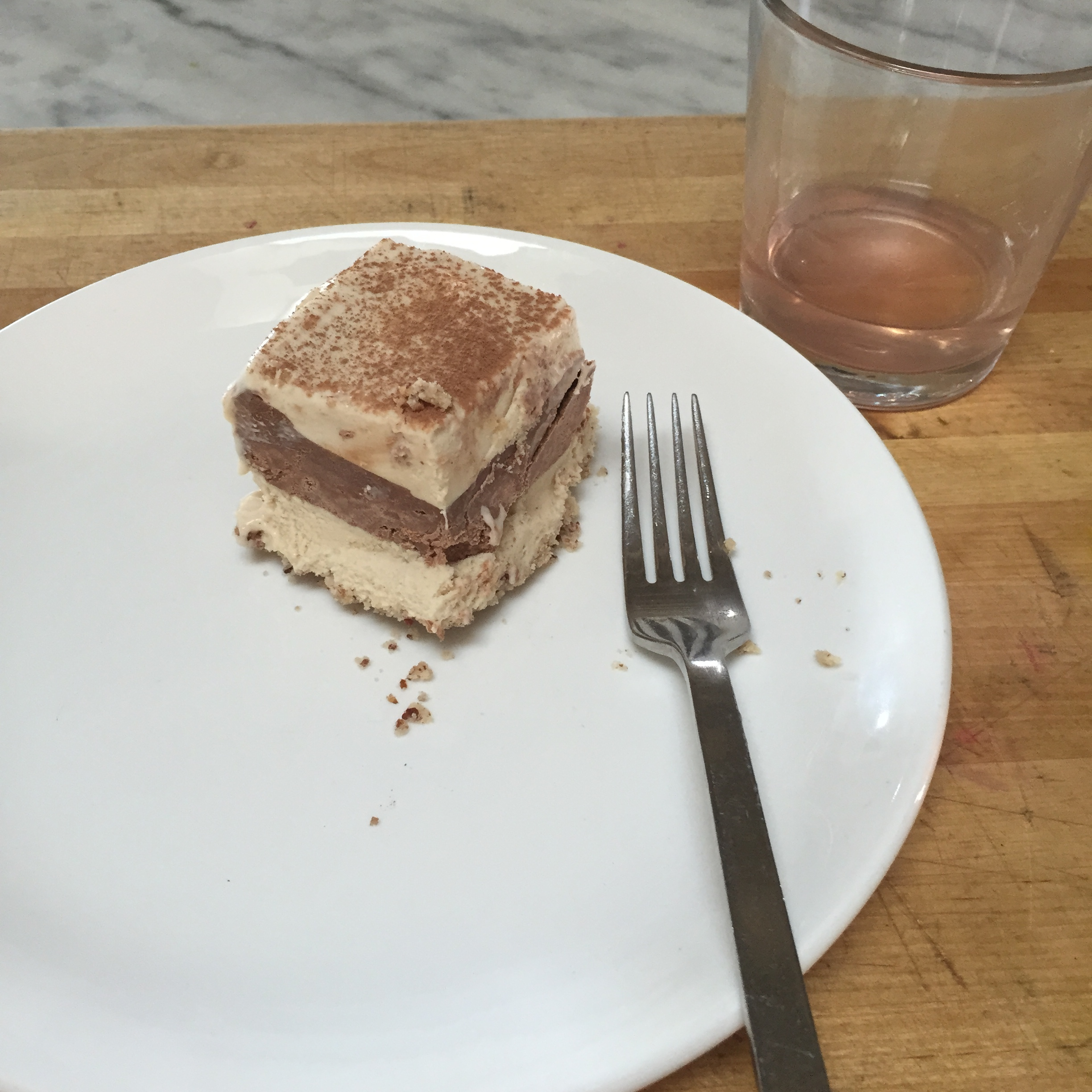 Raw Vegan Tiramisu