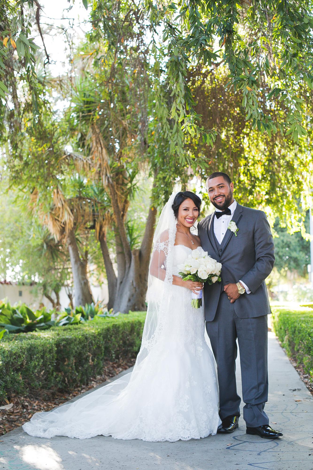 Marc & Tania Los Angeles Wedding
