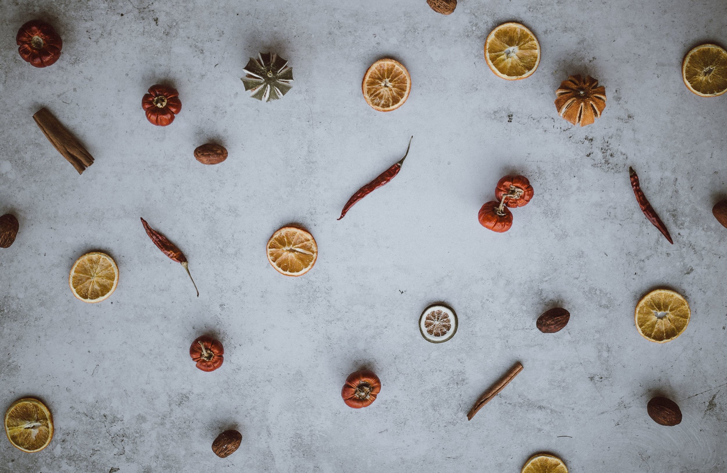 Dried Fruits -