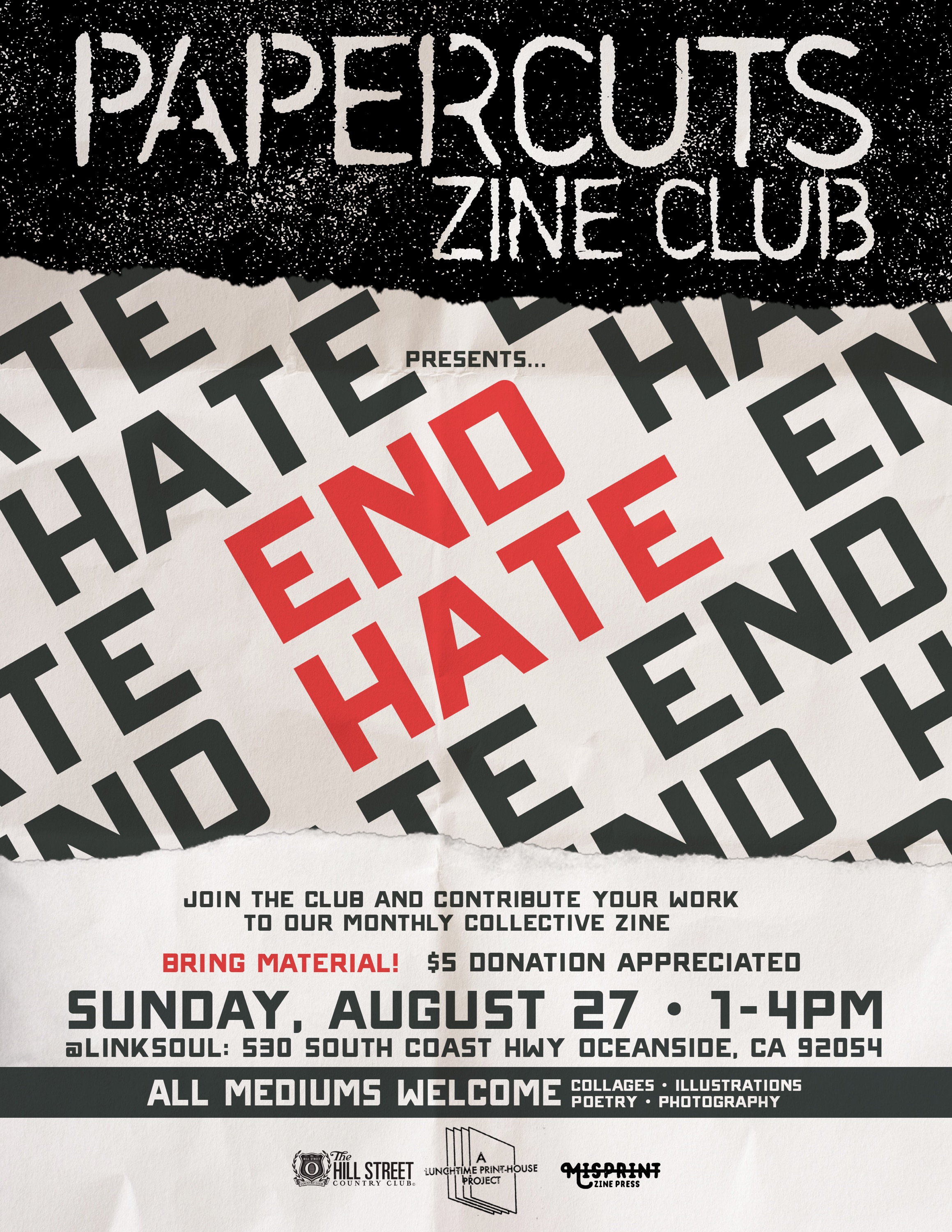 paper cuts -  end hate flyer.jpg-1.jpg