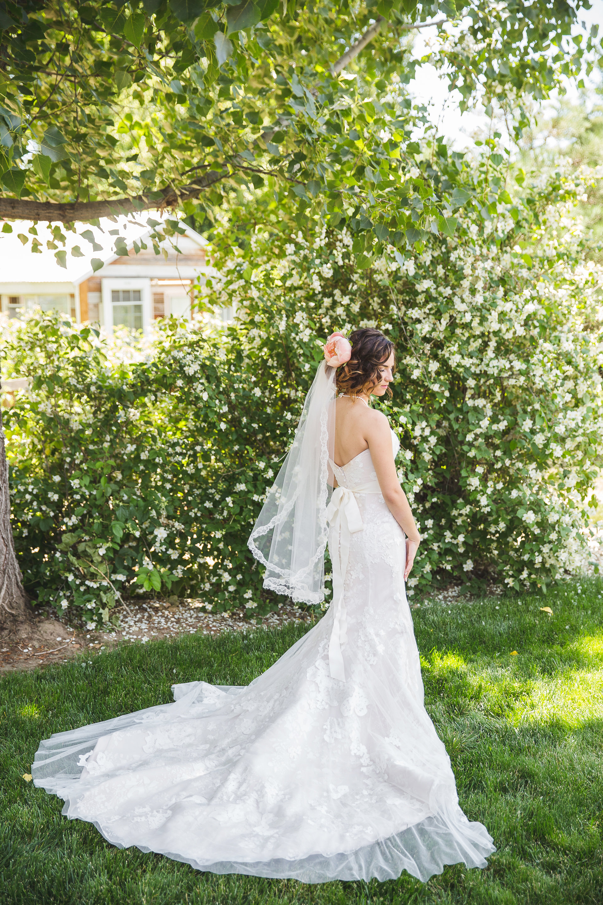 Makayla and Mike French Garden Wedding, Ira and Lucy Wedding Coordination and Design, Let It Shine Photography
