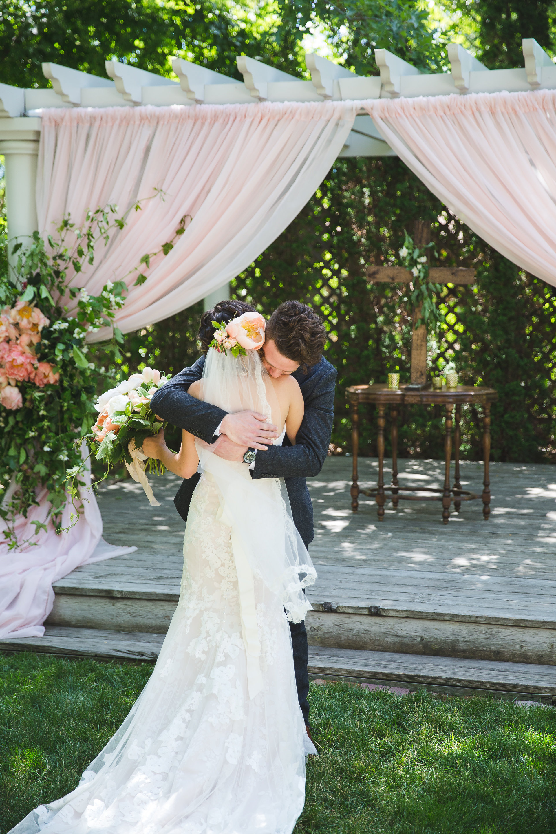 Ira and Lucy Wedding Coordination and Design, Let It Shine Photography