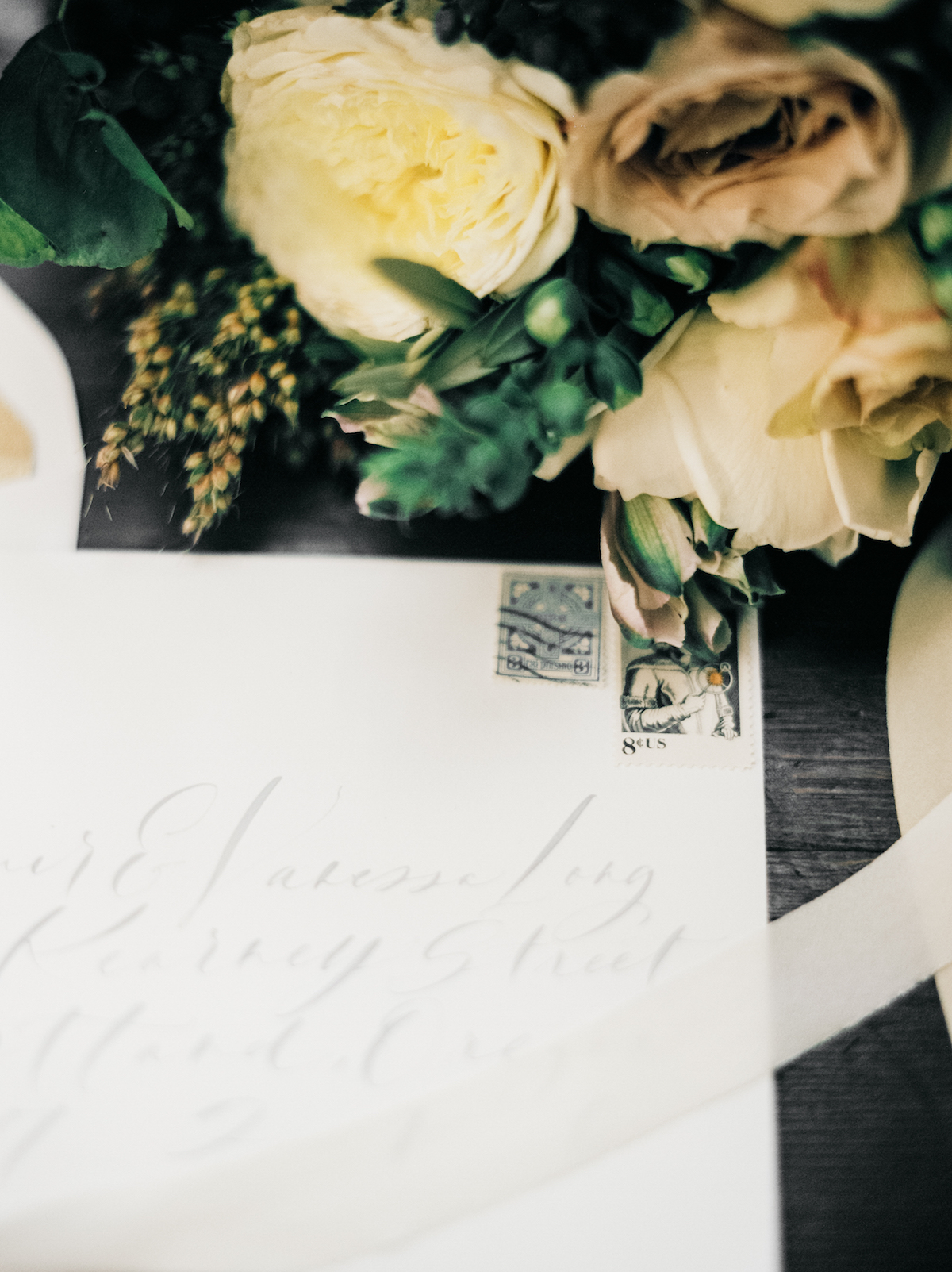 Rachel Jacobson Calligraphy, Ira and Lucy Wedding Planner, Kendra Elise Photography