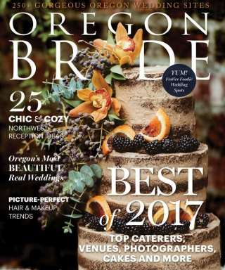 Featured - Oregon Bride Magazine