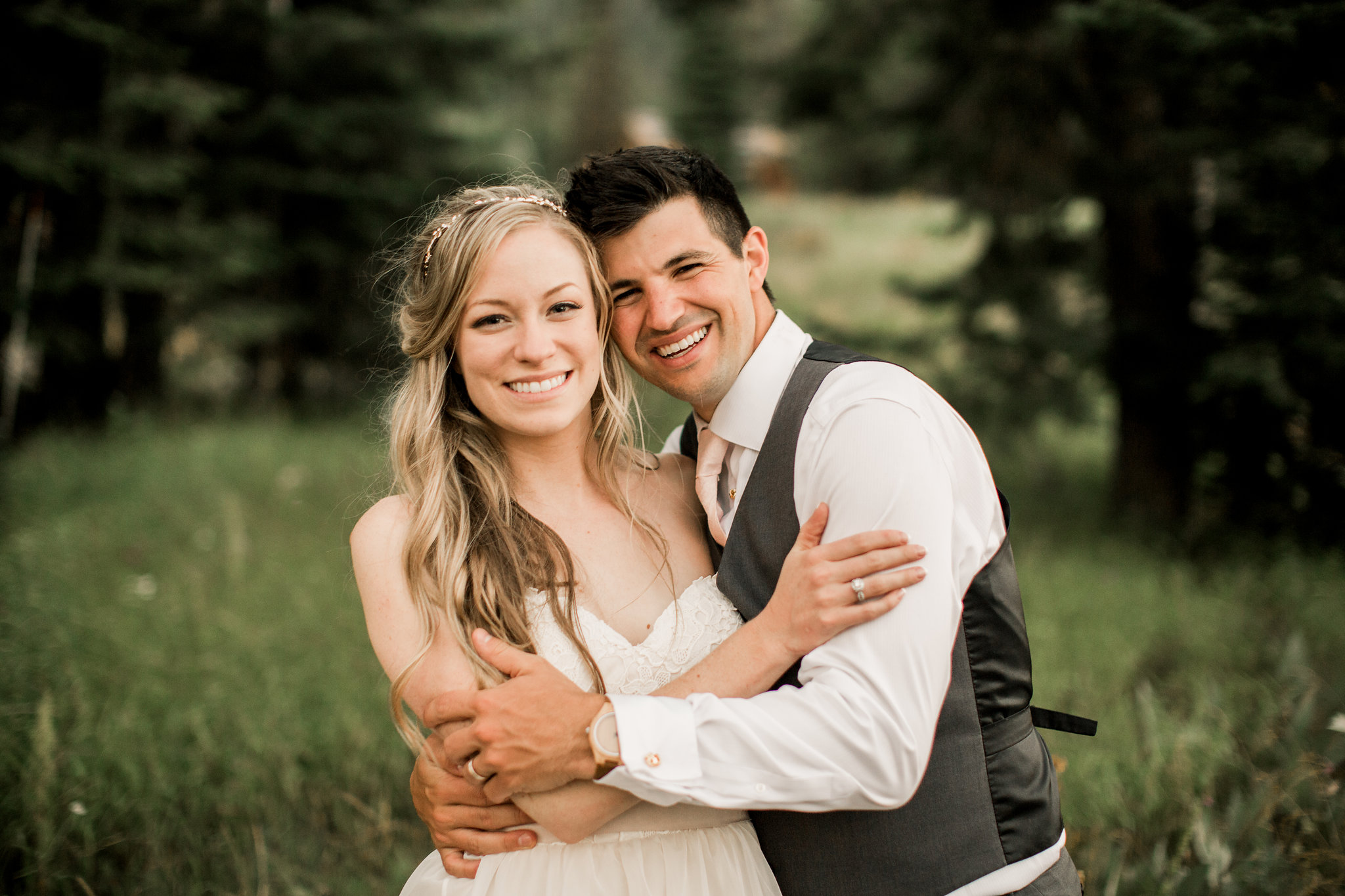 Ira and Lucy Wedding Planner, Jesse Hart Photography, Tamarack Wedding
